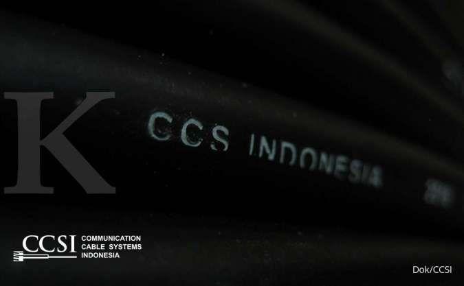 Bisnis Communication Cable (CCSI) diklaim berhasil rebound di akhir tahun 2020