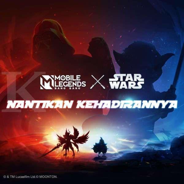 Kolaborasi Mobile Legends X Star Wars