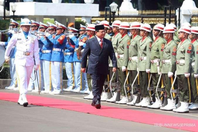 Gabungnya Prabowo ke pemerintah menentukan nasib Gerindra ke depan