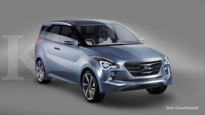 Bocoran terbaru mobil Kia KY, MPV yang siap dobrak dominasi Ertiga dan Innova