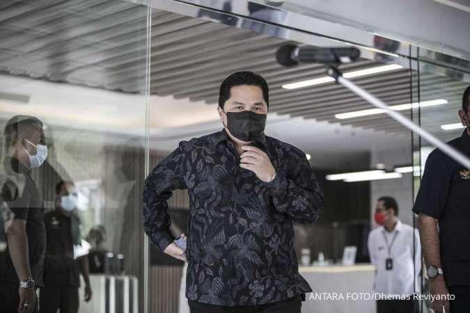Ini jurus Menteri BUMN Erick Thohir bereskan utang PLN yang capai Rp 500 triliun