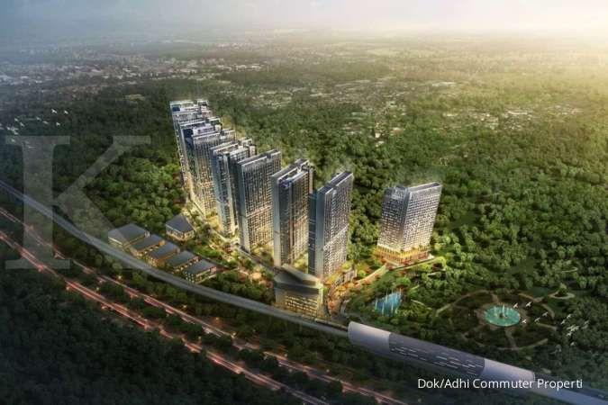 Usai rilis obligasi Rp 500 miliar, Adhi Commuter Properti akan IPO kuaratl IV 2021
