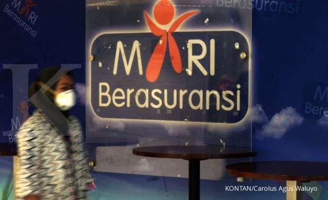 Makin gendut, premi industri asuransi capai Rp 12,5 triliun per Mei 2021
