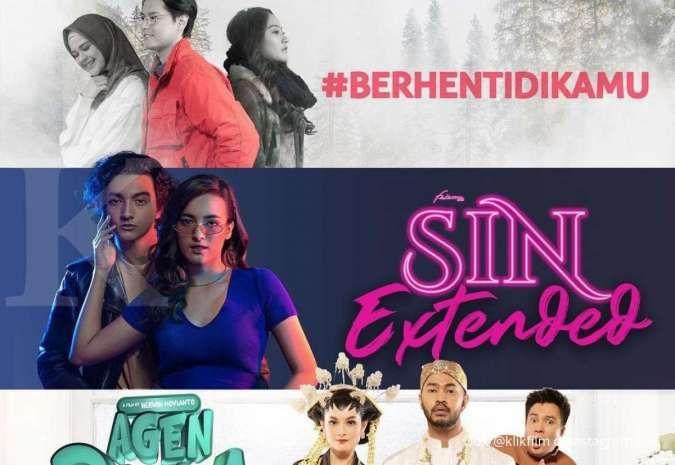 Film-film Indonesia romantis yang terbaru di Klik Film bulan September 2021