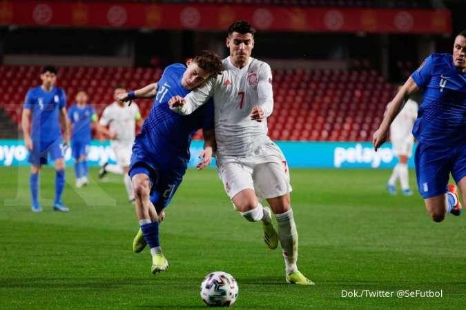 Jelang Spanyol vs Portugal di Laga Uji Coba