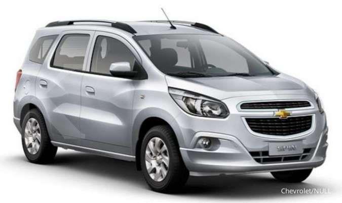 Harga <a href='https://batam.tribunnews.com/tag/mobil-bekas' title='mobilbekas'>mobilbekas</a> Chevrolet Spin