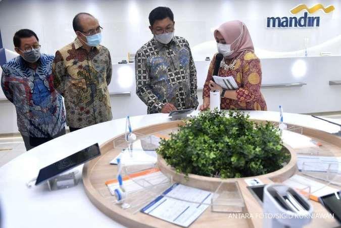 Upaya Bank Mandiri (BMRI) hadapi persaingan di era digital