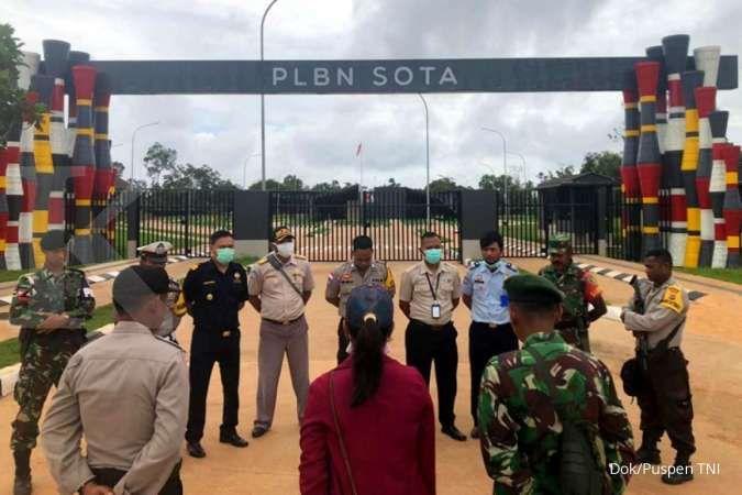 Cegah penyebaran corona, akses masuk pelabuhan di Papua tutup mulai 26 Maret