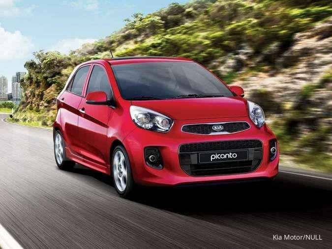 KIni mulai Rp 70 jutaan, harga mobil bekas Kia Picanto sudah murah