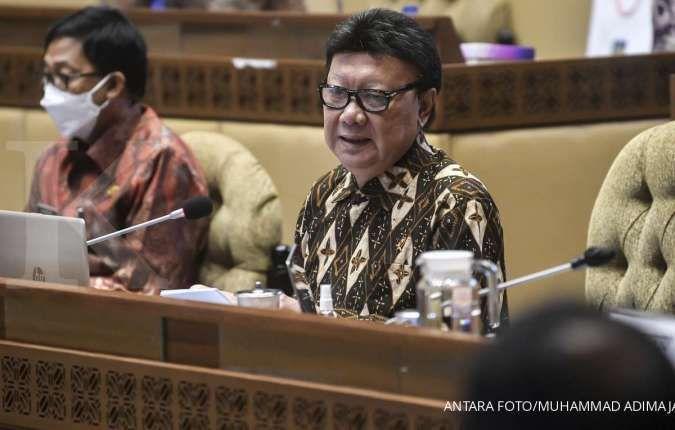 Terkait wacana lockdown di kantor pemerintahan, ini kata Menpan RB Tjahjo Kumolo