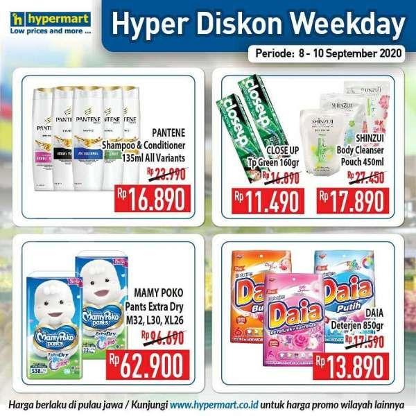 Promo Hypermart 8-10 September 2020