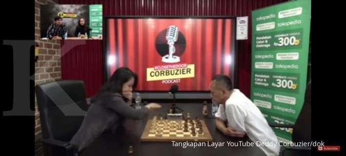 The Queen's Gambit dan Dewa Kipas mengangkat pamor catur