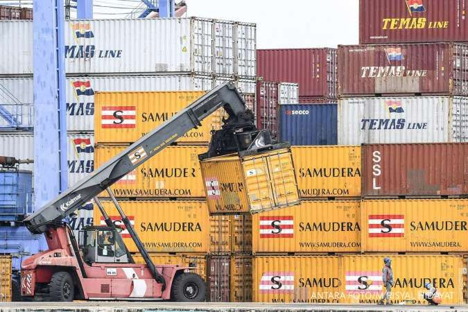 BPS: Neraca perdagangan Januari 2021 surplus US$ 1,96 miliar