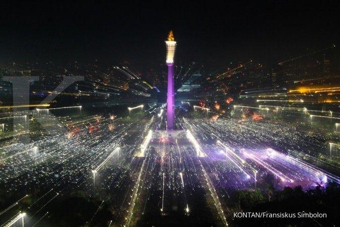 Catat deretan agenda Tahun Baru 2020 di Jakarta