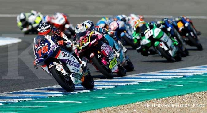 Usai kecelakaan mengerikan di GP Austria, FIM bakal panggil Morbidelli dan Zarco