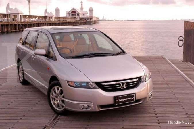 Harga mobil bekas <a href='https://kupang.tribunnews.com/tag/honda-odyssey' title='HondaOdyssey'>HondaOdyssey</a>