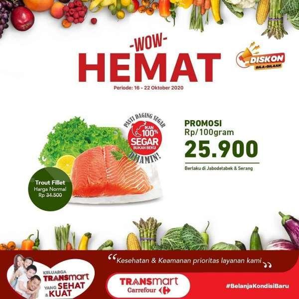 Promo Transmart Carrefour 16-22 Oktober 2020