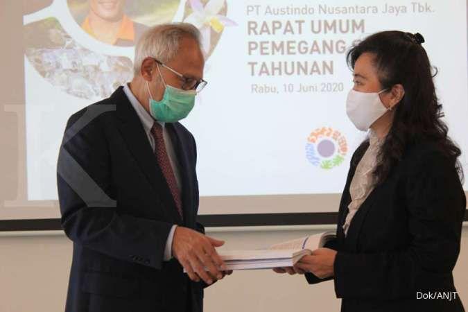Austindo Nusantara Jaya (ANJT) akan alihkan saham tresuri, maksimal 7,67 juta saham