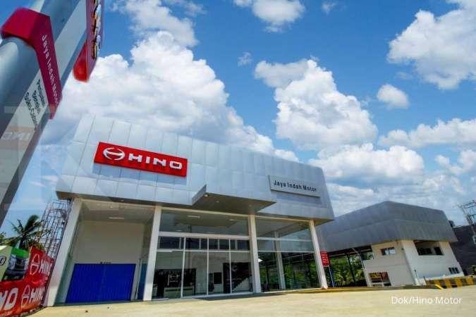Hino Motors Sales Indonesia (HMSI) optimistis raih kinerja ekspor yang positif