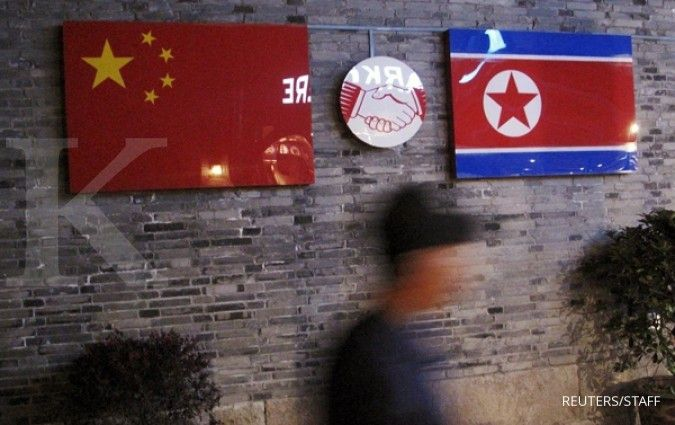 Kiriman minyak China ke Korea Utara kembali meningkat, tertinggi sejak Juli 2020