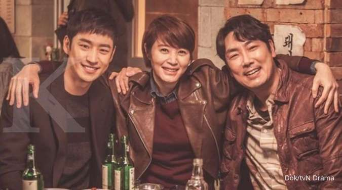 Drama Korea (drakor) terbaik sepanjang masa