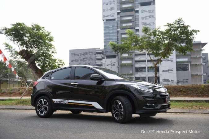 Ini bocoran Honda HR-V 2021 terbaru