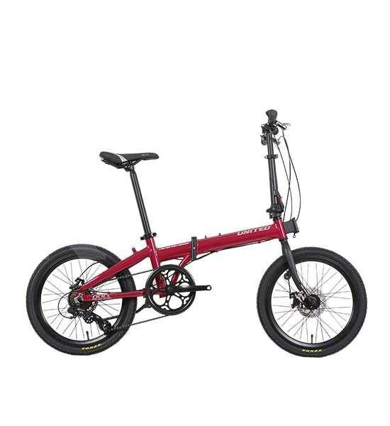 Baru lagi dari United Bike, harga sepeda lipat United Pact 20.1 dibanderol murah