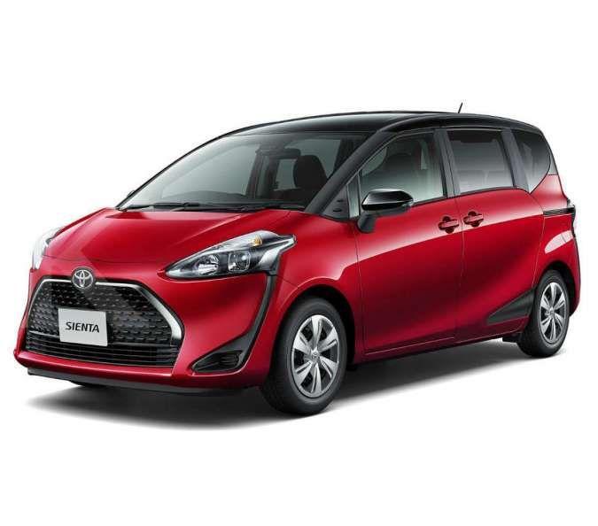 Harga mobil bekas Toyota Sienta