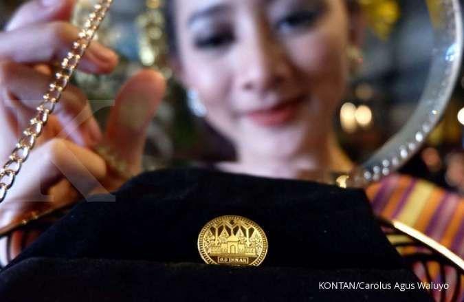 Treasury buka akses berdonasi dengan emas secara online