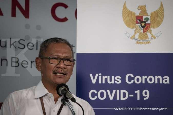 Total kasus positif covid-19 di Indonesia menjadi 1.414, berikut sebarannya