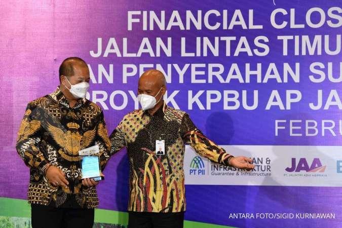 Proyek preservasi Jalintim Sumatra gunakan skema availability payment