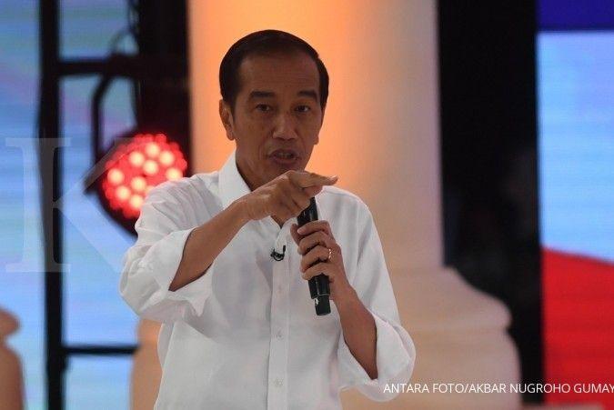 Catat! Ini janji dan mimpi Jokowi jika jadi presiden lagi