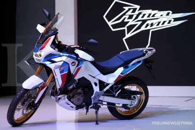 Honda CRF1100L Africa Twin Adventure Sports dibanderol mulai dari Rp 559,90 juta