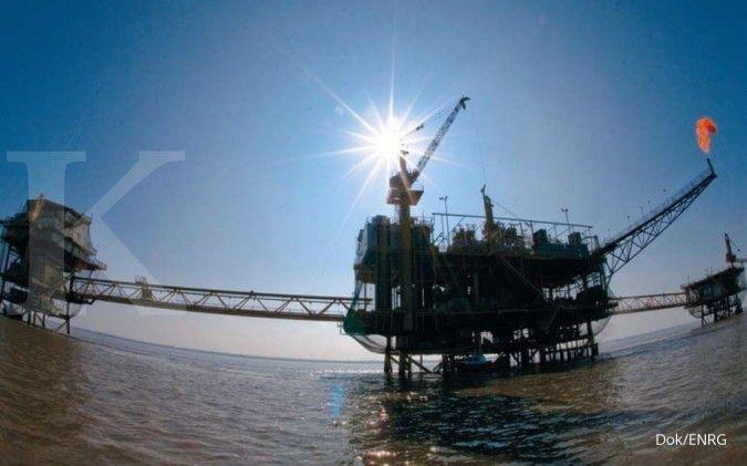 Energi Mega Persada (ENRG) resmi mengempit 75% kepemilikan saham Blok Kangean