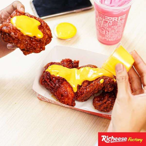 Ayam Richeese Factory