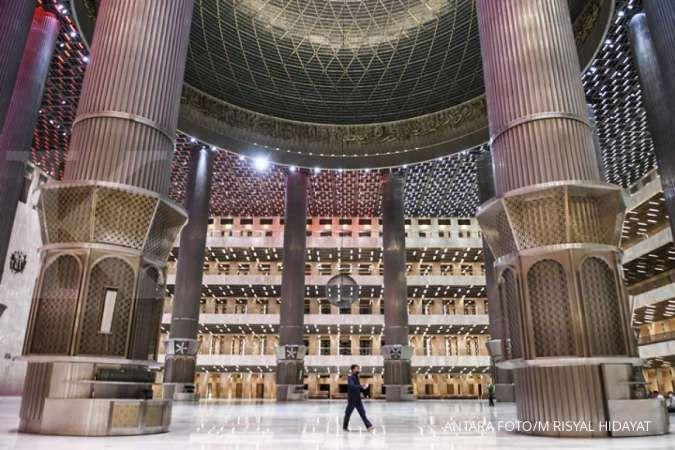 Alhamdulillah, renovasi Masjid Istiqlal Rp 511 miliar selesai dikerjakan