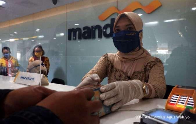 Kurs dollar-rupiah Bank Mandiri hari ini Rabu 20 Januari, simak sebelum tukar valas