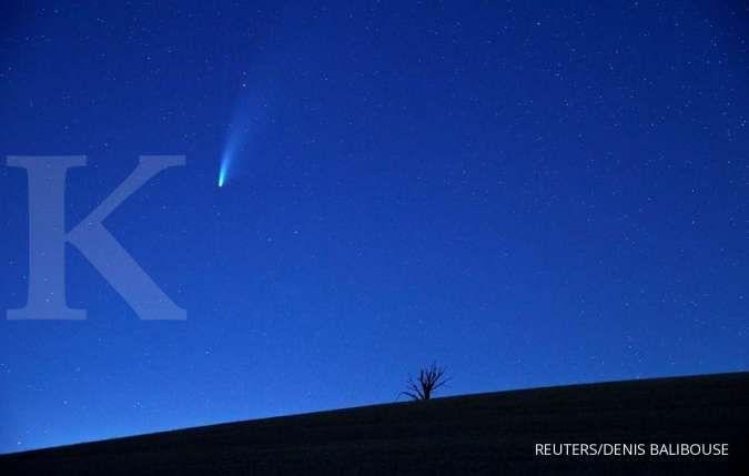 Hujan meteor Delta Aquarid dan Alpha Capricornid segera menghiasi langit malam