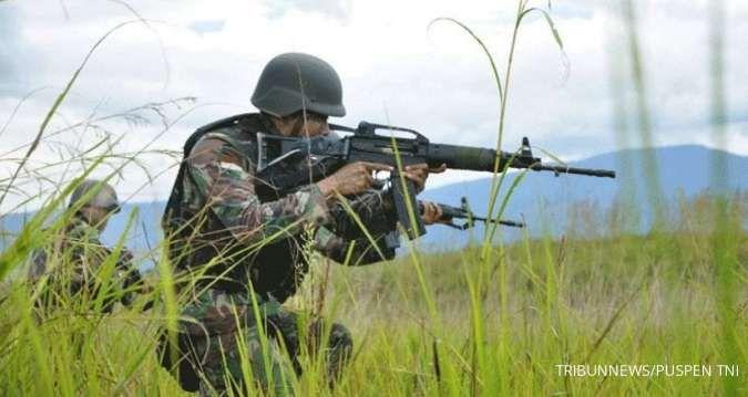 Satu lagi anggota TNI gugur saat baku tembak dengan KKB di Intan Jaya