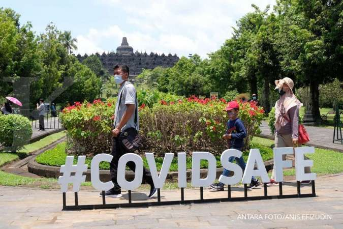 Jateng di rumah saja, semua wisata candi di Jawa Tengah tutup