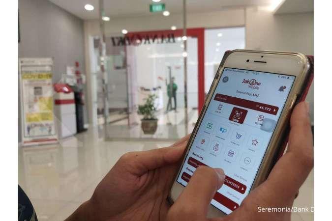 Semester I 2021, Bank DKI Catat Pertumbuhan Laba 40.8%