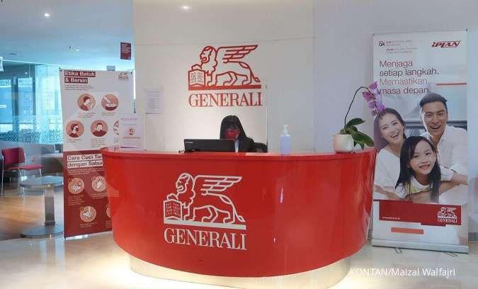 Asuransi Generali dan Bank Sumut kerjasama pasarkan produk bancassurance
