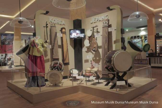 Museum Musik Dunia, tempat untuk memperluas wawasan bermusik