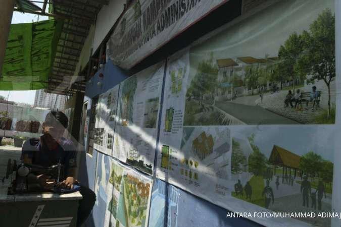Pemprov DKI akan bangun Kampung Akuarium dengan konsep rumah berlapis