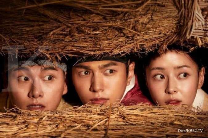 Drakor genre historikal, drama Korea terbaru Secret Royal Inspector akan tayang Desember.