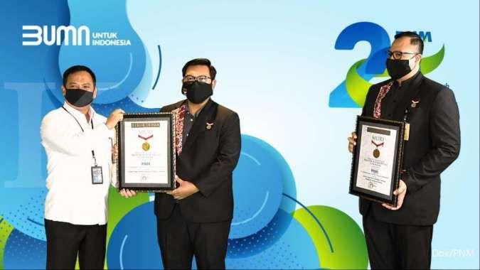 PNM raih 2 penghargaan MURI