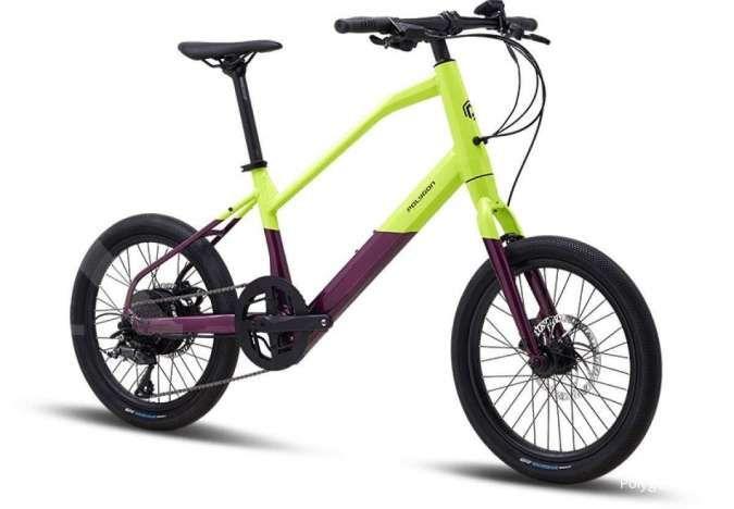 Sepeda e-bike Polygon Gili Velo