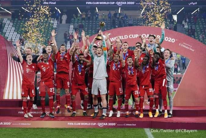 Bayern Munchen vs Tigres: The Bavarian raih sextuple