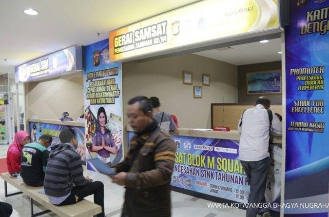 Catat penghapusan pajak mobil dan motor di Jateng, Jabar, Jatim, DIY, Bengkulu dll