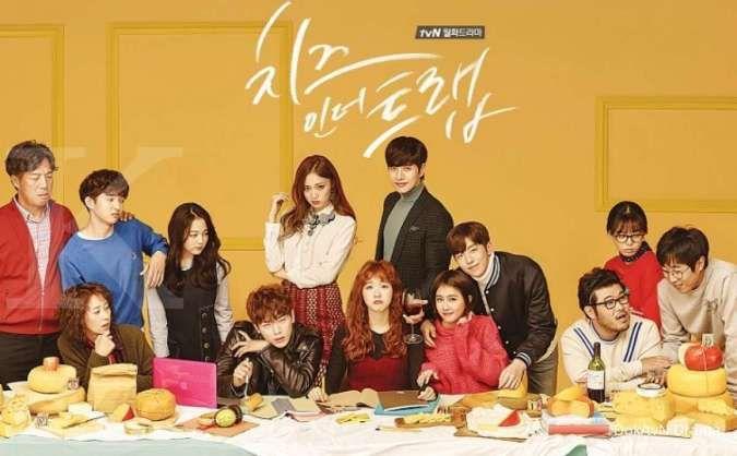 Selain drakor True Beauty, 9 drama korea terbaik adaptasi webtoon ini tak kalah seru